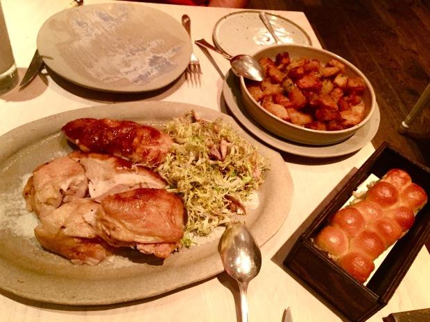 Kinship famous roast chicken