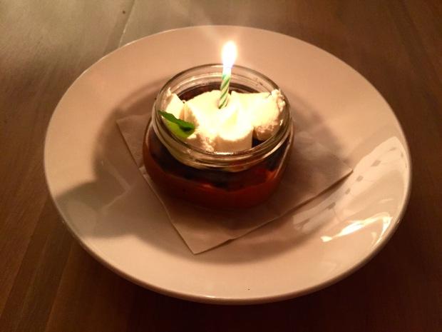 Centrolina birthday cake