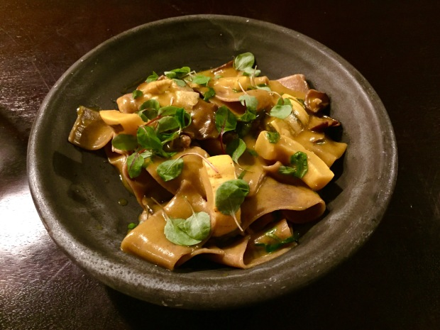 The Shack: Farro Pappardelle