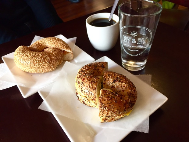 By & By bagels