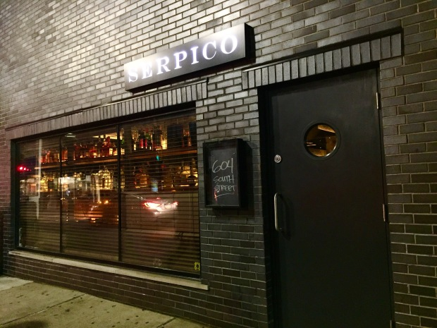 Serpico restaurant in Philadelphia