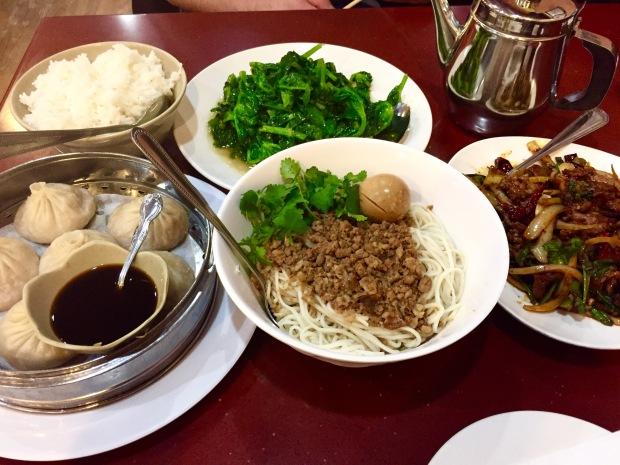 Bobs Shanghai 66 dinner