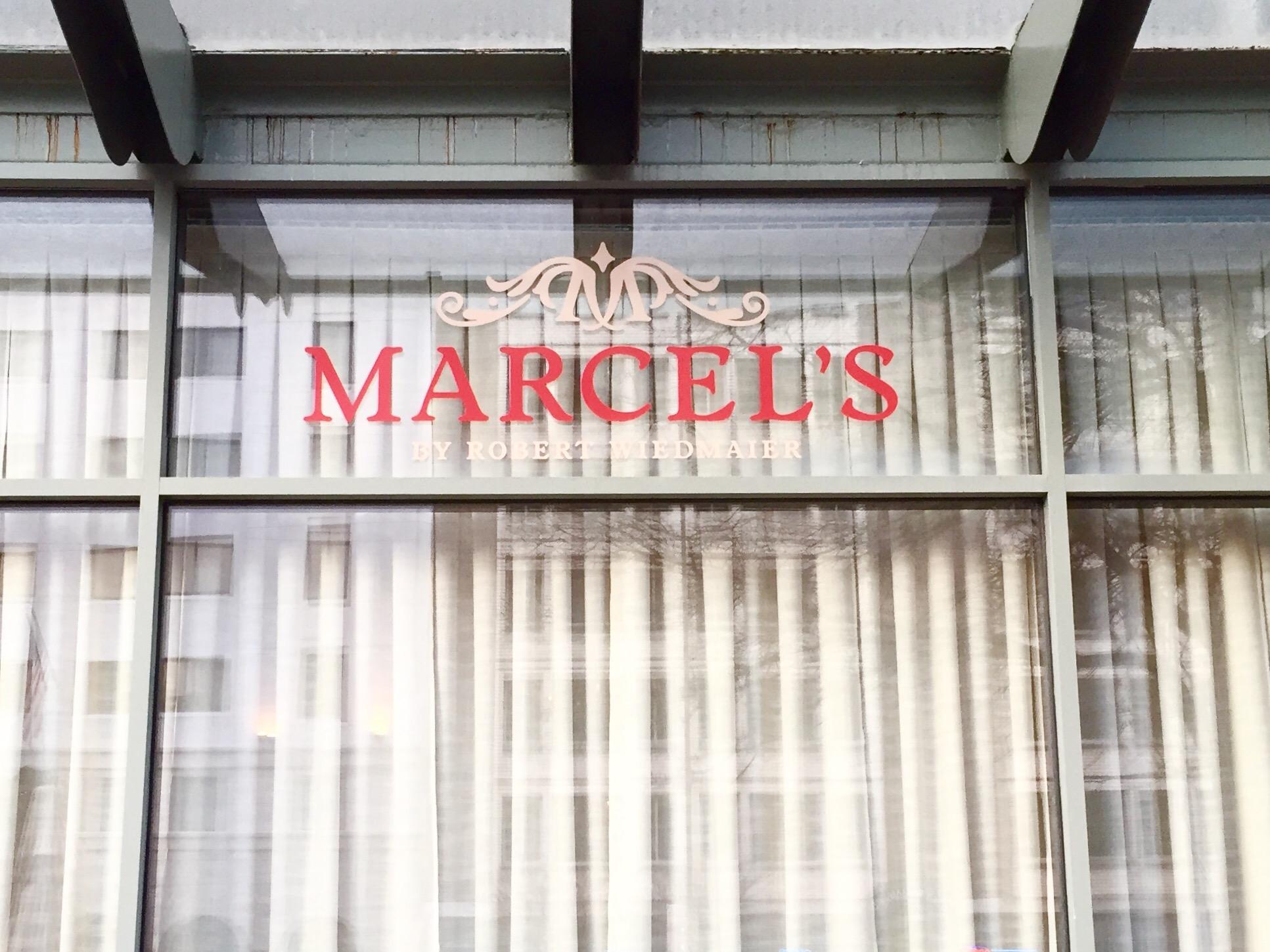 Marcel's – Eat Now Run Later