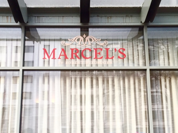 Marcel's, the French-Belgian fine-dining destination in the West End