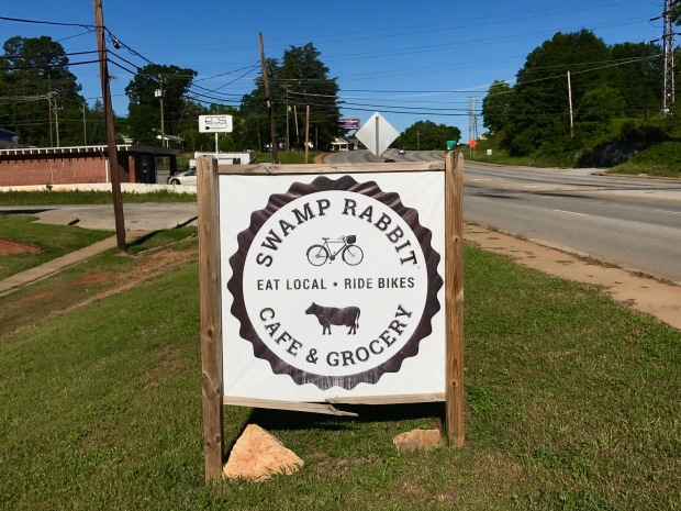 Swamp Rabbit Cafe in Greenville, SC