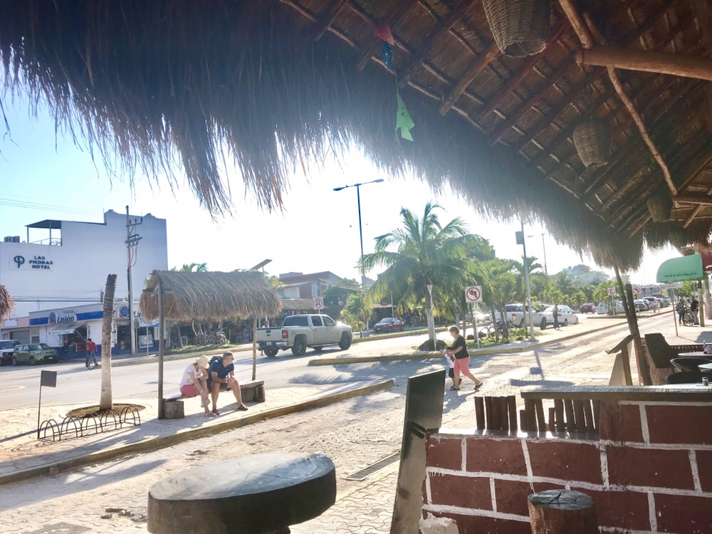 Tulum Pueblo Avenida Tulum in Mexico