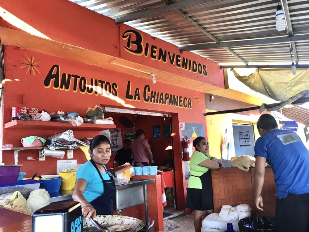Los Antojitos la Chiapaneca in Tulum, Mexico