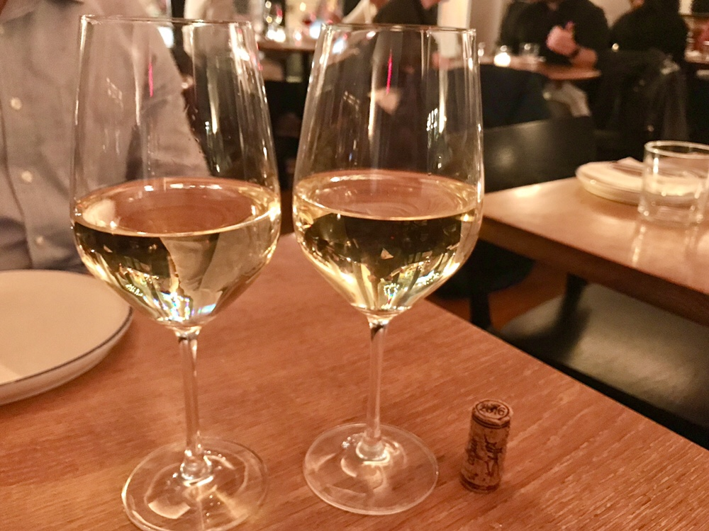 a.kitchen 2016 Domaine Schoffit Chasselas, an Alsatian white wine