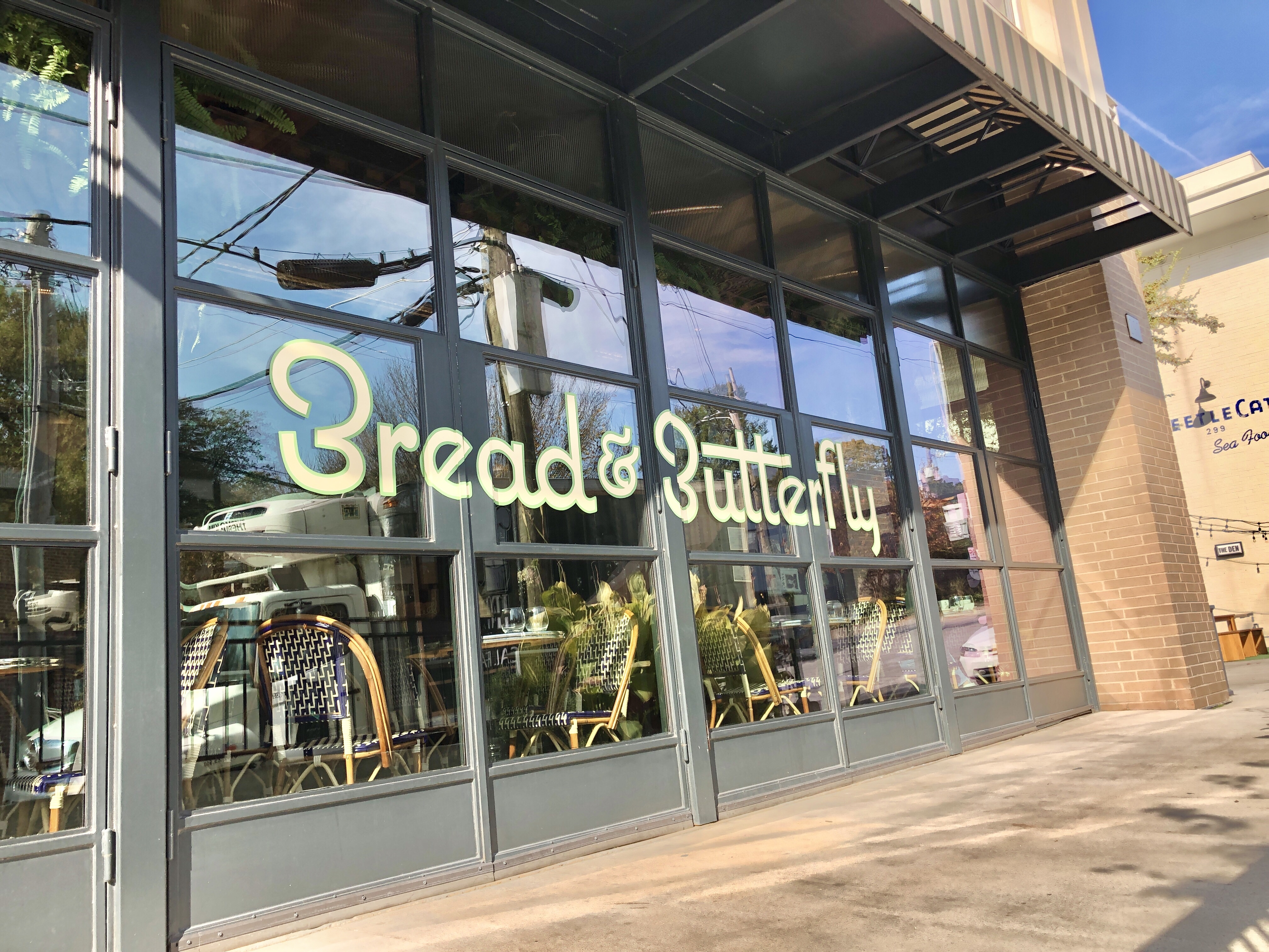 Breakfast at Bread and Butterfly in Atlanta