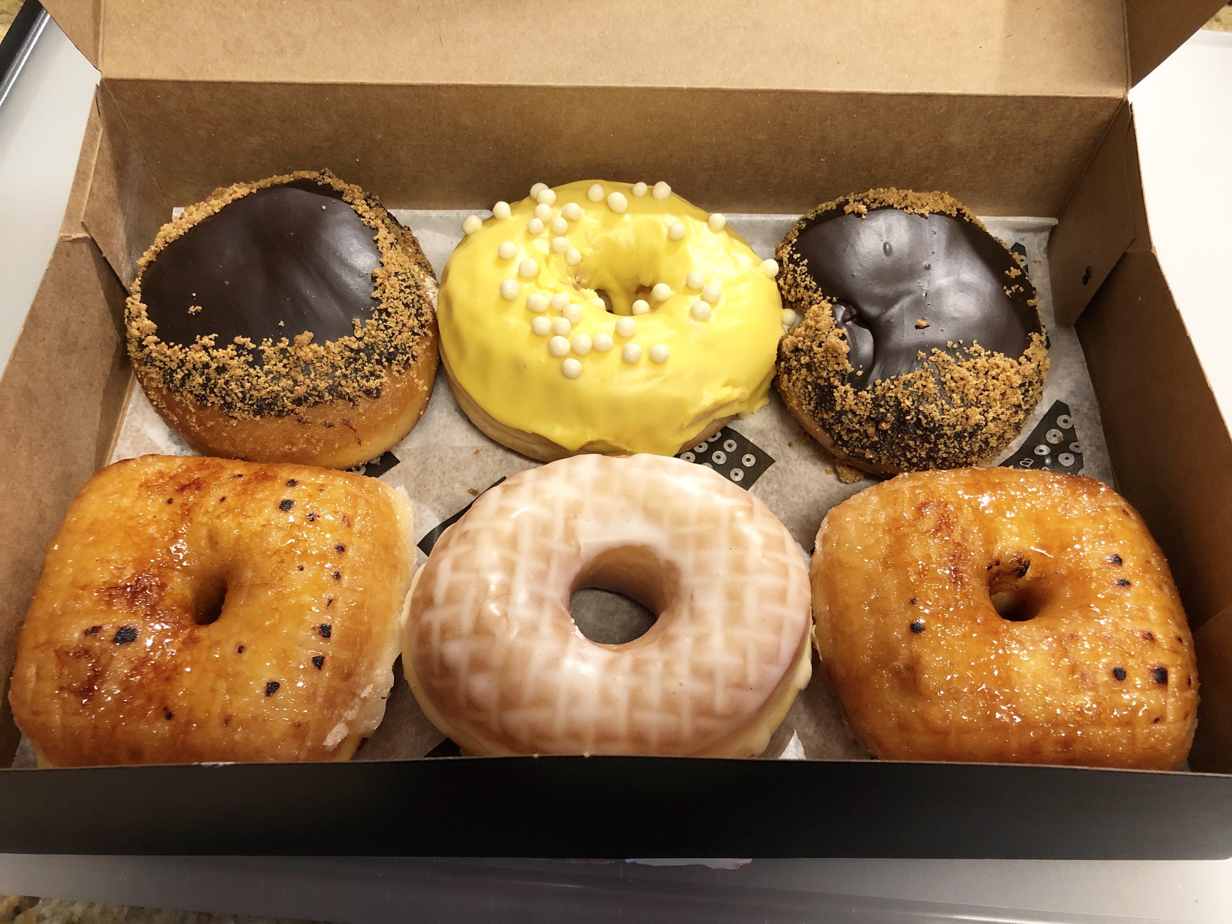 Astro Doughnuts in Washington DC